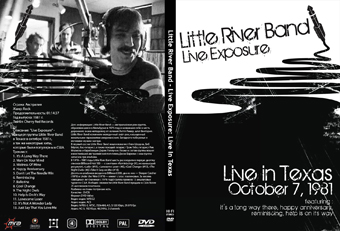 Live Exposure DVD Cover 2