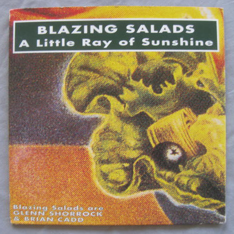 Blazing Salads - A Little Ray Of Sunshine Cover