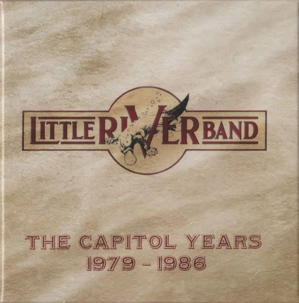 The Capitol Years 1979 - 1986 Cover
