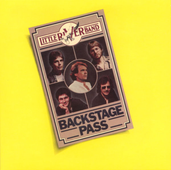 The Capitol Years 1979 - 1986 Backstage Pass
