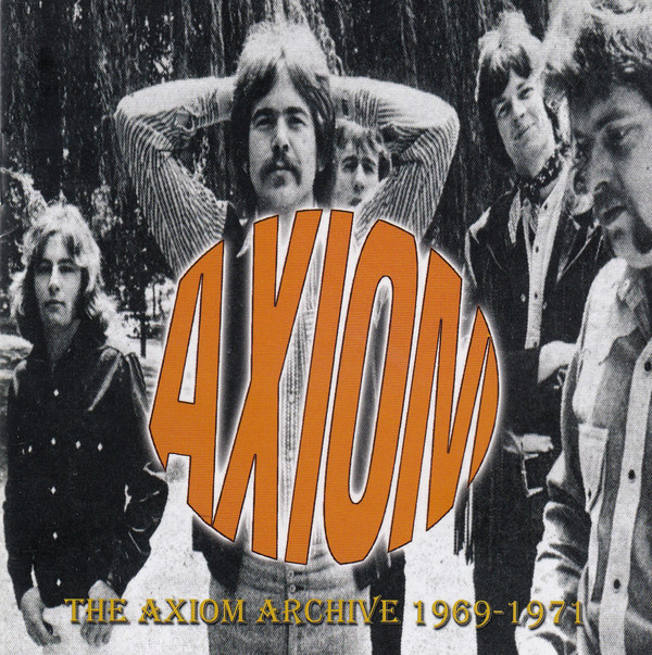 Axiom ‎– The Axiom Archive 1969-1971 Cover