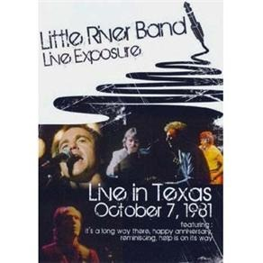 Live Exposure DVD Cover