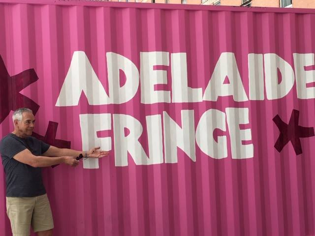Beeb Birtles At The Adelaide Fringe