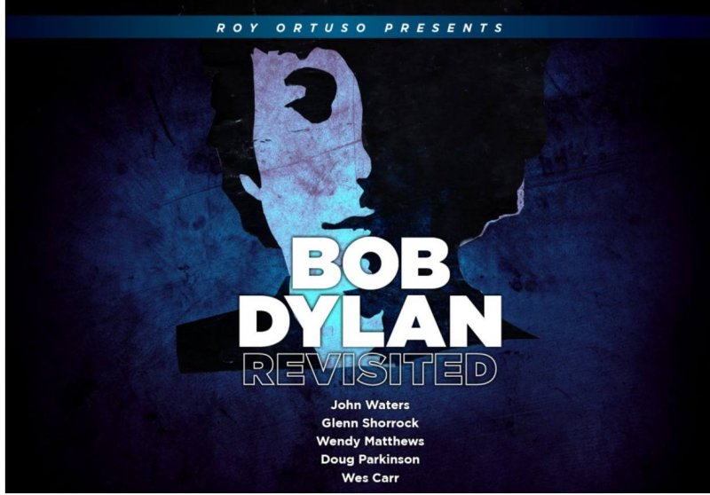 Bob Dylan Revisited Poster