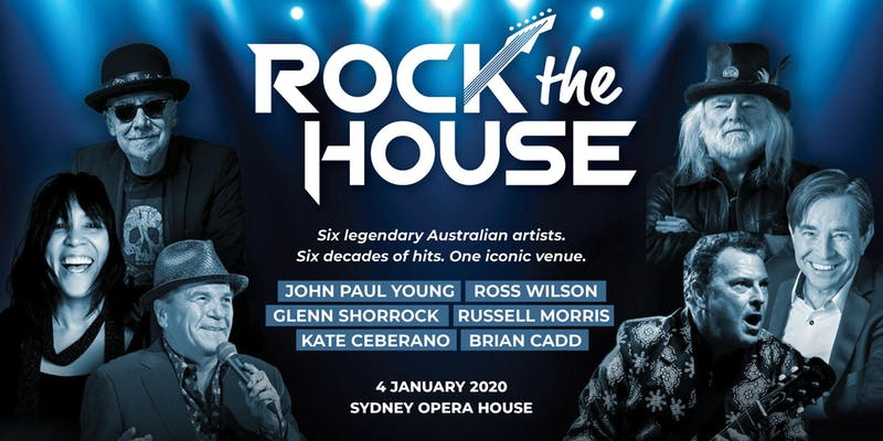 Rock The House - Sydney Opera House